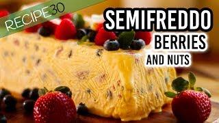 Semifreddo Italian Style homemade icecream