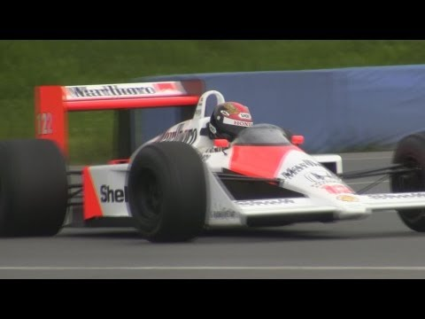 McLaren Honda MP4/4 (1988 late) vol.1 - Ultimate V6 Turbo engine