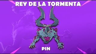 HOW TO GET MY PIN FROM THE KING OF THE TORMENT?/FORTNITE SAVE THE WORLD