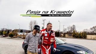 Rafał Sonik, Jaguar XKR 510hp w Pasja na krawędzi by Bartosz Ostałowski