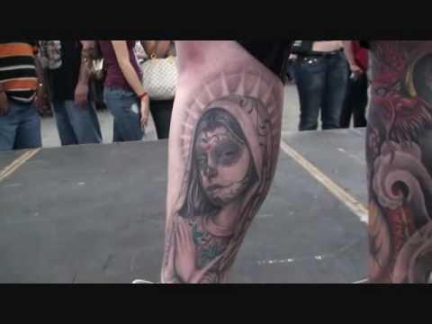 San francisco tattoo expo part 3 youtube for Tattoo expo san diego