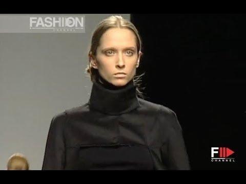GABRIELE COLANGELO Fall 2009/2010 Haute Couture Rome - Fashion Channel