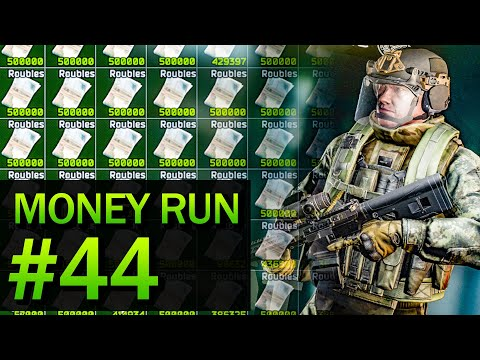 EFT Money Run On Labs #44 - FULLY GEARED WITH THERMAL