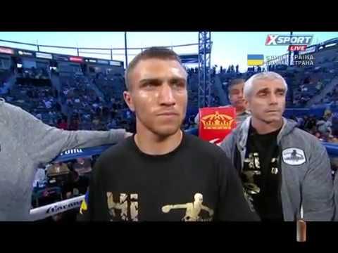 Vasyl Lomachenko vs Gary Russell Jr  full fight 21 06 2014