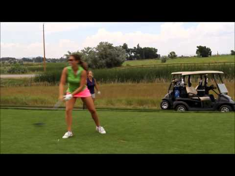 Townsquare Media Golf Tournament 2014: Best Trick Shots