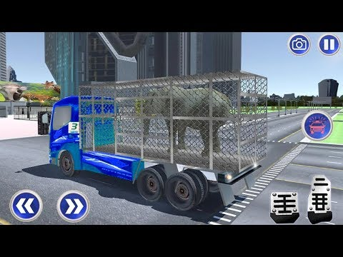 Wild Animals Police Truck (by Appatrix Games) Android Gameplay [HD]