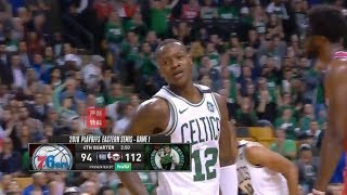 Terry Rozier Tryna Make Boston Forget About Kyrie Irving!(Like A Real Boss)