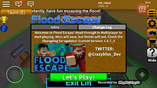 Playing Roblox along with the Bia escape room