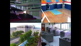 Mga bagong pasilidad, magagamit na ng mga iskolar ng La Verdad Christian School & College