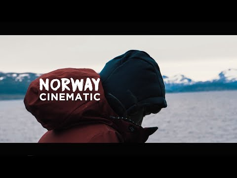 Norway Road Trip 2017 | Cinematic Travel Video in 4K | Sony A6300