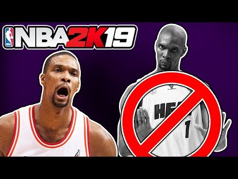 10 Players That MIGHT Not Make It Back For NBA 2K19