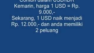 Bisnis Online Trading Valas, Forex