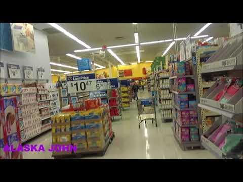Anchorage Alaska Midtown Walmart