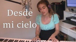Mägo de Oz - Desde mi cielo | LIVE | Cover by Aries #AgostoRegrabando
