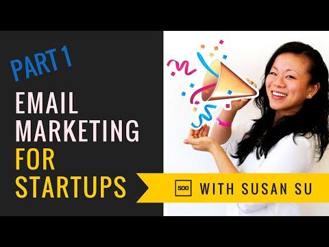Email for Startups PART 1: Email Marketing Fundamentals [Webinar]