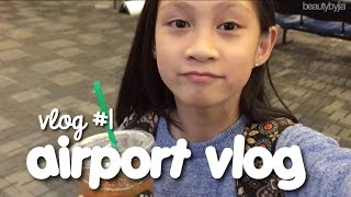 STUCK AT THE AIRPORT??! | Jia