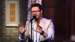 "Danny Gokey - ""Tell Your Heart to Beat again"""