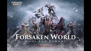 Forsaken World Gameplay | Mobile | No Commentary