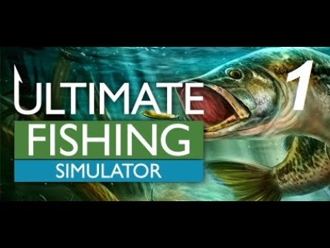 Ultimate fishing simulator ea showing the new stuff for Lake powell fishing license