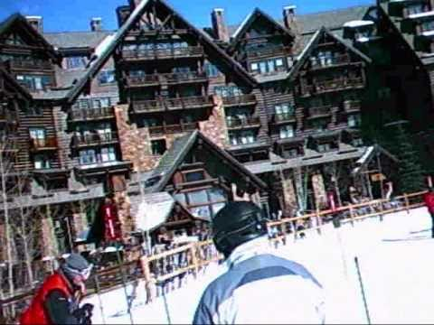 Going to the Ritz Carlton at Bachelor Gulch