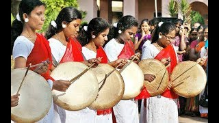 Super Rhythemic Music Video of Tamil folt Parayattam (Thappattam)