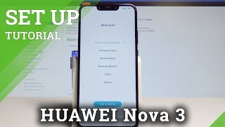 How to Set Up HUAWEI Nova 3 - Activation / Configuration |HardReset.Info