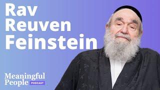 Rav Reuven Feinstein   Meaningful People #51