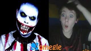 Asylum Jeff The Killer goes on Omegle! thumbnail