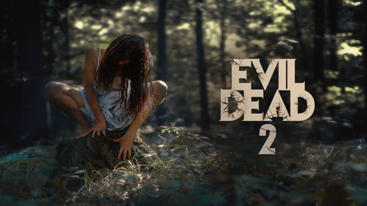 EVIL DEAD 2 Trailer 2017 | FANMADE HD - YouTube