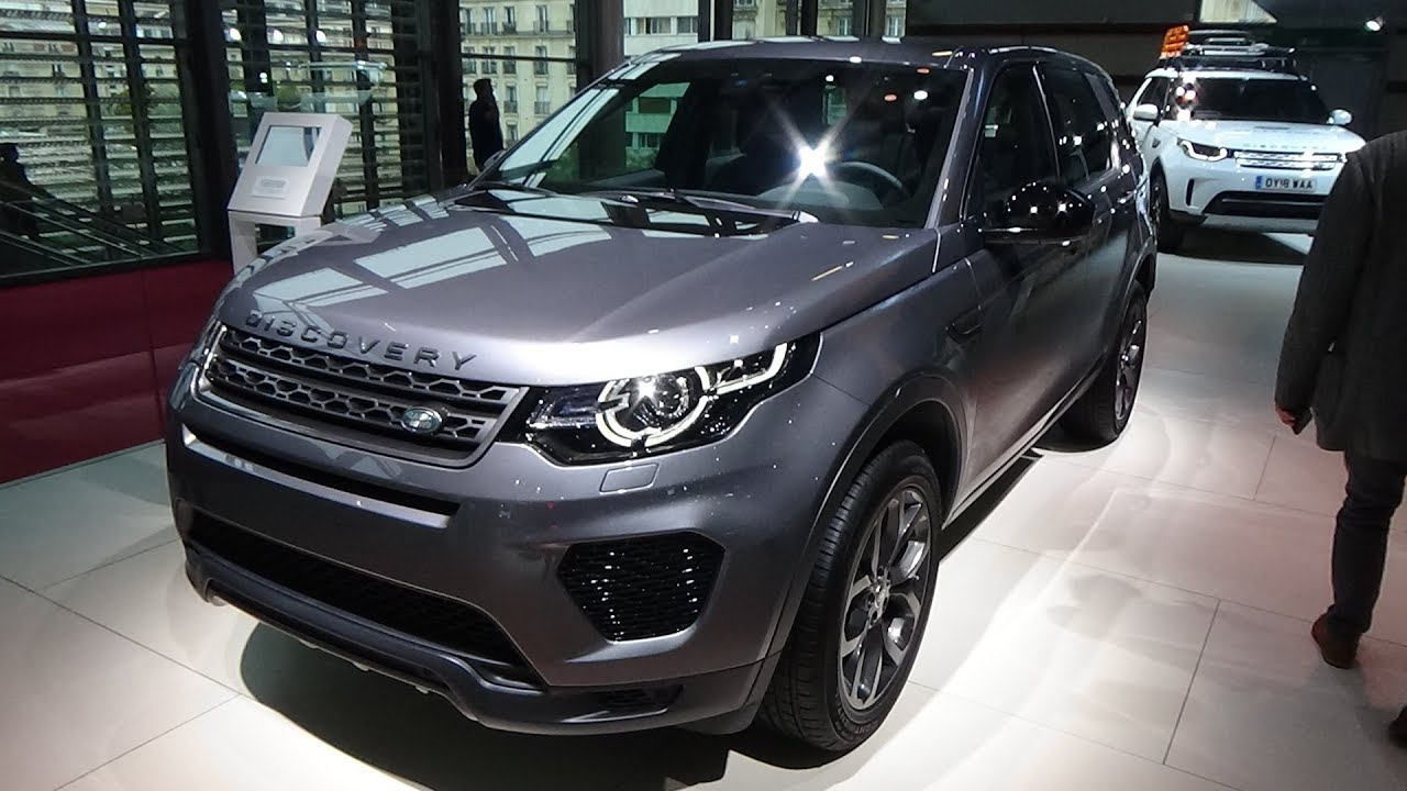 2019 land rover discovery sport landmark edition awd. Black Bedroom Furniture Sets. Home Design Ideas