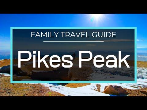 Colorado Springs - PIKES PEAK OR BUST!