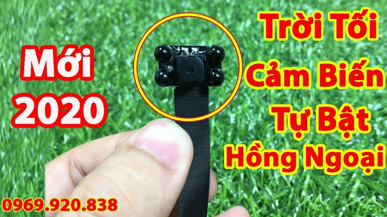 Camera V99 Pro 4 mắt hồng ngoại quay đêm siêu nét, CẢM BIẾN TỰ ĐỘNG BẬT HỒNG NGOẠI KHI TRỜI TỐI