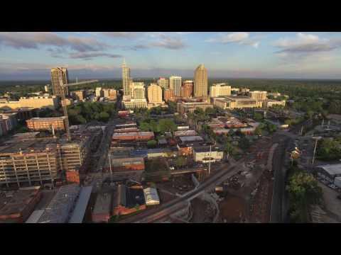 phantom 3 downtown Raleigh