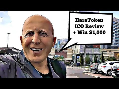 Haratoken ICO Review + Win $1,000 For Your Question | ICOExpert
