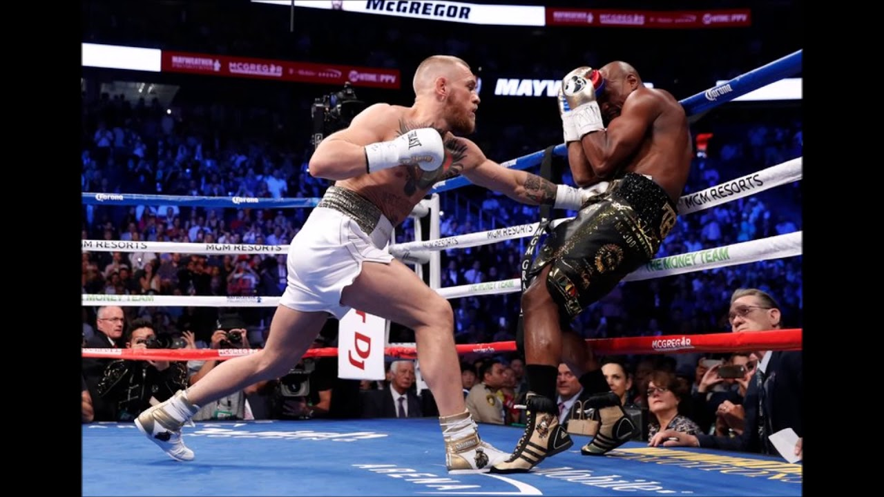 Floyd Mayweather Vs Conor McGregor Loses KO Round 10 FULL HIGHLIGHTS FULL FIGHT Analysis [VIDEO] - YouTube