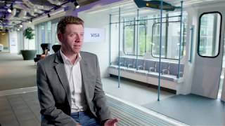 Visa helps redefine public transportation