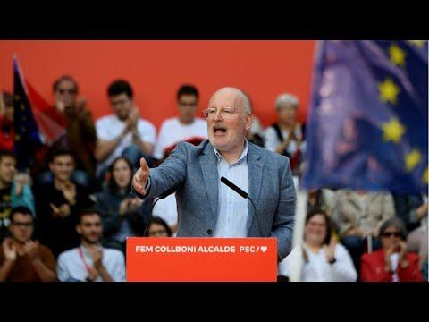 Dutch pro-EU forces in surprise surge against populists in European elections