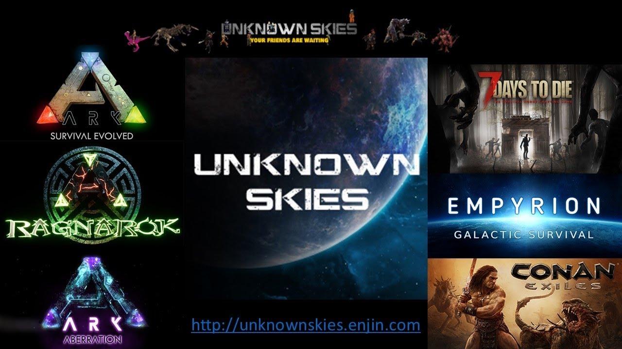 Ark Surv  Evol  - Unknown Skies Gaming Community