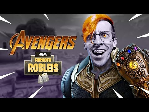 GANANDO CON THANOS !! - Fortnite: Battle Royale