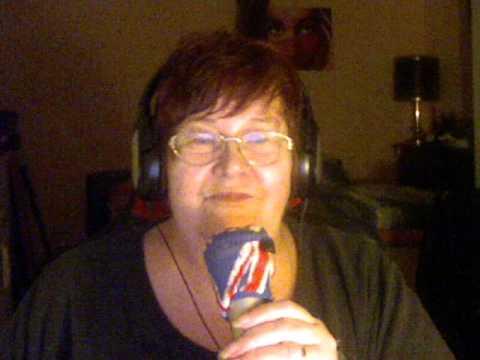 Karaoke Over The Rainbow  von Oma Lonny