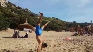 Beach Acrobatics - 981225-1 thumbnail