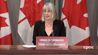 Federal ministers and health officials provide COVID-19 update – June 1, 2020