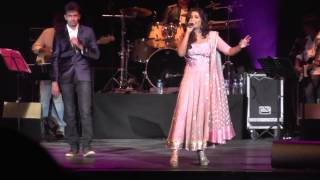 Shreya Ghoshal - Raabta & Chori Kiya Re Jiya & Tere Liye live in Holland 2015
