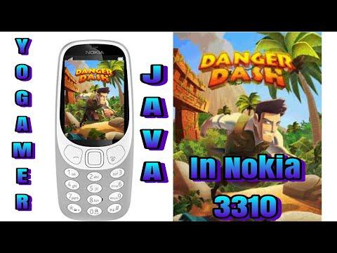 Danger Dash In Nokia 3310 2G | Danger Dash | Nokia 3310 2G | Yo Gamer.