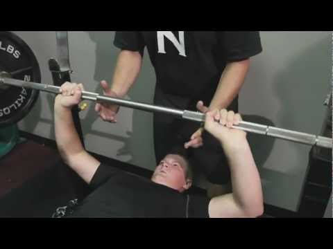 Year Old Bench Presses