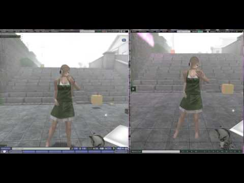 OVA 5: How to Refit/Tailor Gacha or any rigged mesh clothes to your unique second life body