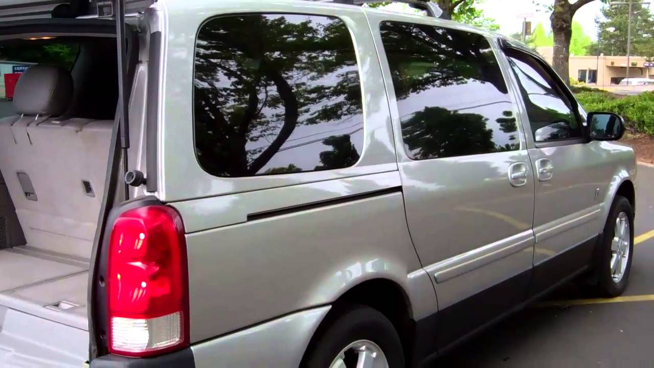 Minivans For Sale >> 2005 Saturn Relay Limited with only 85k miles for sale ...
