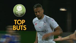 Top buts 34ème journée - domino's ligue 2 / 2017-18