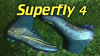 Nike Mercurial Superfly 4 Electro Flare Pack - Review + On Feet