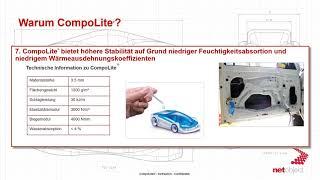 Compolite Vorstellung - Net-Oject.de ein Matrix-System auf PUR-Basis